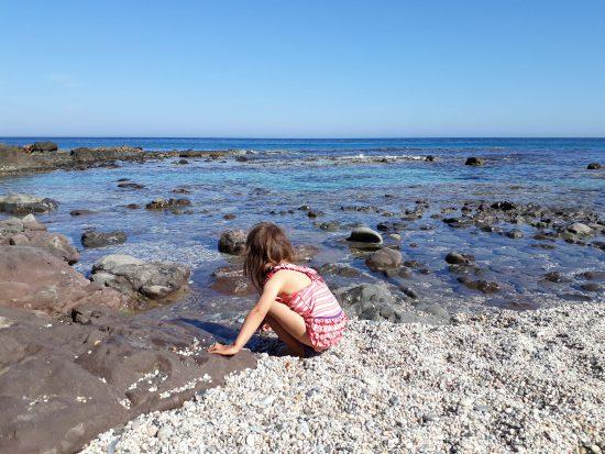 Playa de Los Muertos, Gabo de Gata