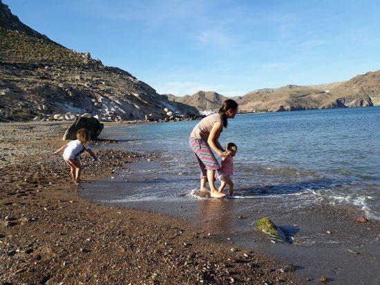 strand Las Negras Cabo de Gata